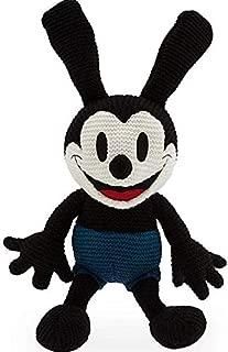 Disney Parks Oswald The Lucky Rabbit Knit Plush – 14''