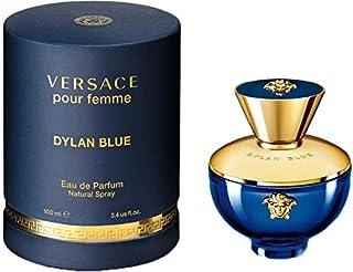 Vérsace Dylan Blue Pour Femme For Women Eau de Parfum Spray 3.4 OZ. 100 ml