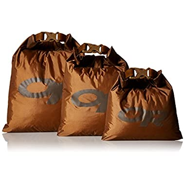 Outdoor Research Dry Ditty Sacks PAK-3, Coyote, 1Size