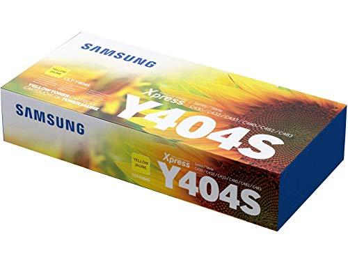 Samsung CLT-Y404S Gelb Original Toner