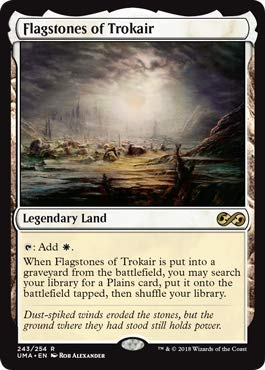 Magic: The Gathering - Flagstones of Trokair - Ultimate Masters - Rare