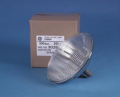 Ge Lamps Par 64 240 V/500 W Mfl