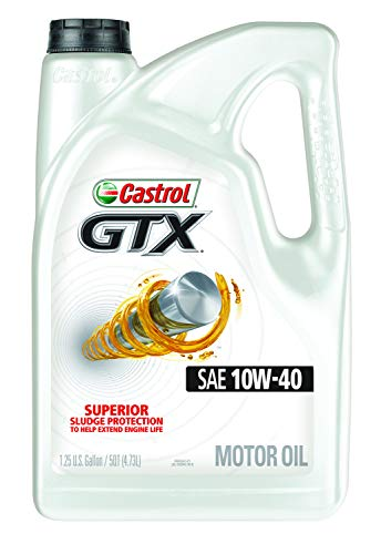 40 wt motor oil - 3