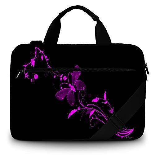 RICHEN Canvas Laptop Shoulder Bag C…