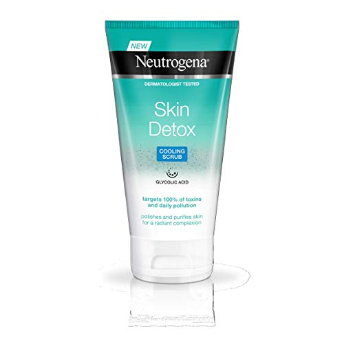 Neutrogena Skin Detox Cooling Gel Scrub, 150 ml