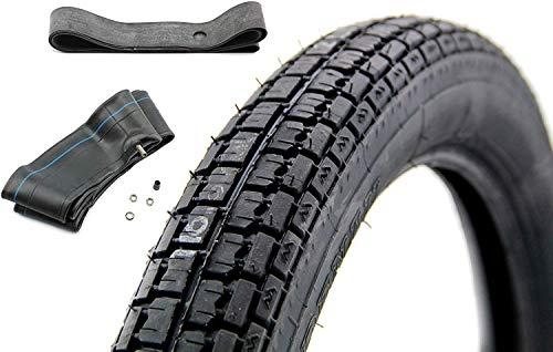SET Heidenau K30 Reifen 2,75 x 16 Zoll 46J TT + Schlauch & Felgenband für Simson