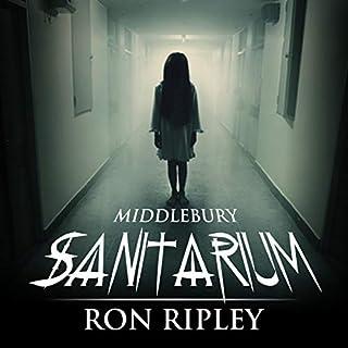 Middlebury Sanitarium audiobook cover art