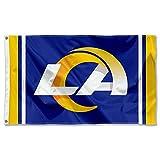 WinCraft Los Angeles Rams New LA 3x5 Outdoor Flag