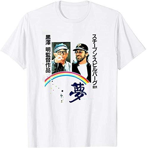 Retro Movie #Akira Kurosawas #Dreams Japanese Movie Poster Fan Tee Geschenk für Frauen Unisex T-Shirt