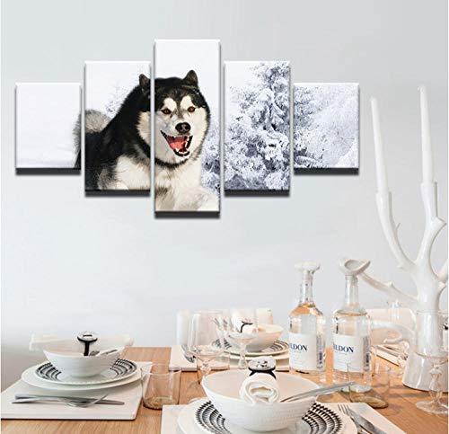 Moderno Para Imprimir Pintura Arte de la Pared Imagen Modular de Lona...