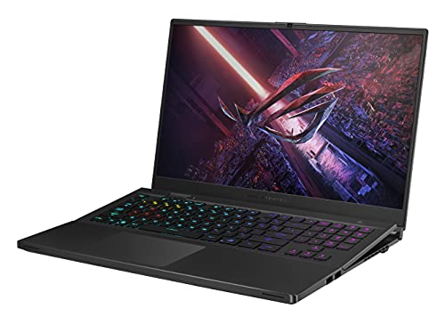 "ASUS ROG Zephyrus S17 (2021) Gaming Laptop, 17.3"" 165Hz QHD Display, NVIDIA GeForce RTX 3080, Intel Core i9-11900H, 32GB DDR4, 1TB SSD, Per-Key RGB Keyboard, Thunderbolt 4, Windows 10, GX703HS-XB98"