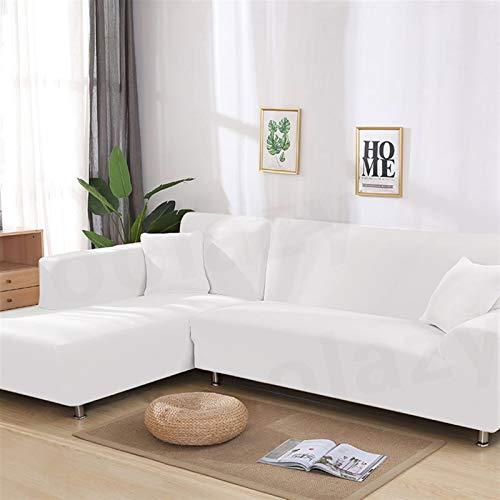 Fácil de instalar y cómodo cubierta de sofá. CUBIERTA DE SOFA ELÁSTICO PLANTE COLOR DE COLOR DE COLOR DE COLOR PEDIDO PEDIDO 2 PIERNAS DE SOFA DE SOFA DE SIFICIOS DE ESTILO DE LLA SOFAS DE FUNDAS CON