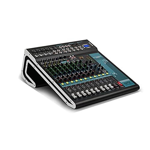 PFDTS Professionele QU12 DJ 24 DSP Digitale 12-kanaals Professionele Powered Digital Mixer Audio