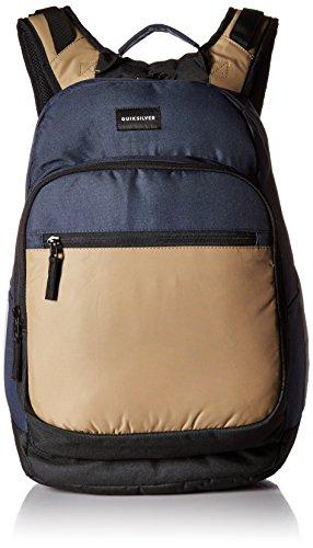 Quiksilver Men's SCHOOLIE Special Backpack, elmwood, 1SZ