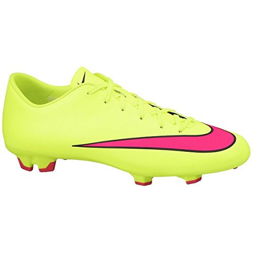 NIKE Mens Mercurial Victory V FG Firm Ground Soccer Cleats 11 1/2 US, Squadron Blue