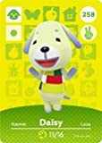Daisy - Nintendo Animal Crossing Happy Home Designer Amiibo Card - 258