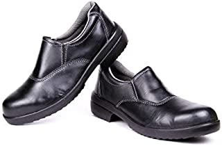 Hillson Ladies Safety Shoes LF-2, Size 6