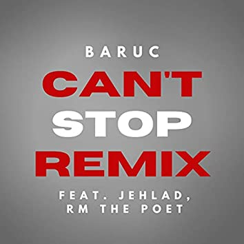 Can't Stop (feat. Jehlad & Rmthepoet)