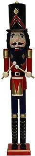 Nutcracker 36 Inch Drummer Wooden Figurines [N3603]