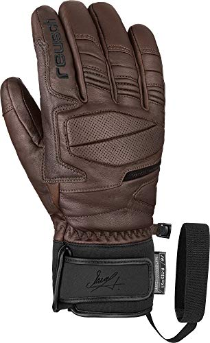 Reusch Marcel Hirscher R-TEX XT Handschuh, Brown Black, 9