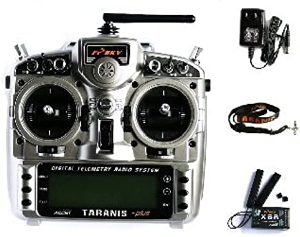Amazon com: FrSky Taranis X9D Plus Transmitter and X8R