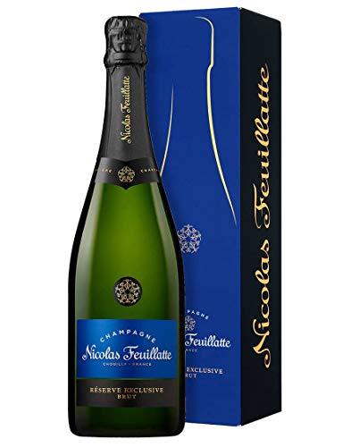 Champagne AOC Réserve Exclusive Brut Nicolas Feuillatte 0,75 L Astucciato