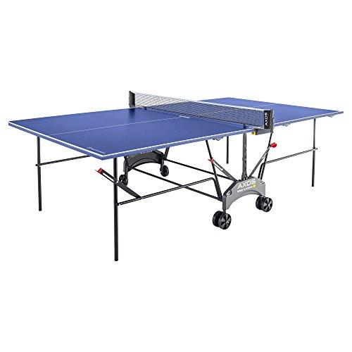 Kettler Axos 1 Outdoor Table Tennis Table – Blue/White