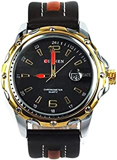 Curren M8104 BBRN Watch For Men