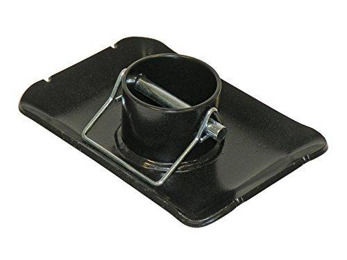 RAM Black Jack Foot (JF-100-B) - Single