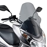 D322S|61 Parabrisas visera parabrisas parabrisas parabrisas parabrisas Givi compatible con Honda PCX 125 150 2012 moto scooter