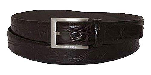 BOSS Ceinture homme leather black 90cm