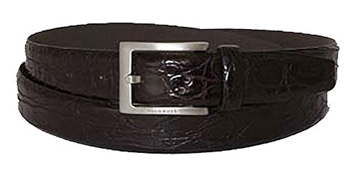 BOSS Ceinture homme leather black 36