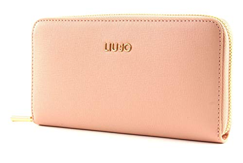 LIU JO Zip Around Wallet Manhattan Zip Around Wallet XL Cameo Rose