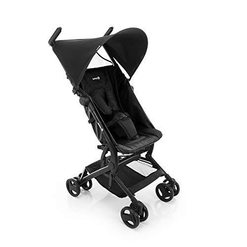 Carrinho de Bebê Micro Safety 1st - Black Denim