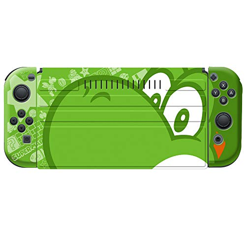Yarn Yoshi Kisekae Set COLLECTION For Nintendo Switch Yosshi Cover