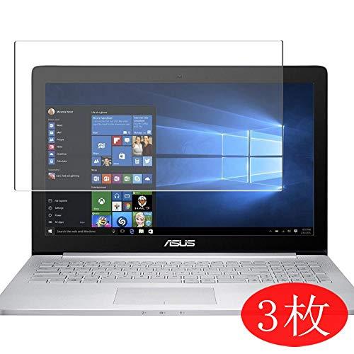 VacFun 3 Piezas HD Claro Protector de Pantalla Compatible con ASUS Zenbook Pro UX501VW 15.6