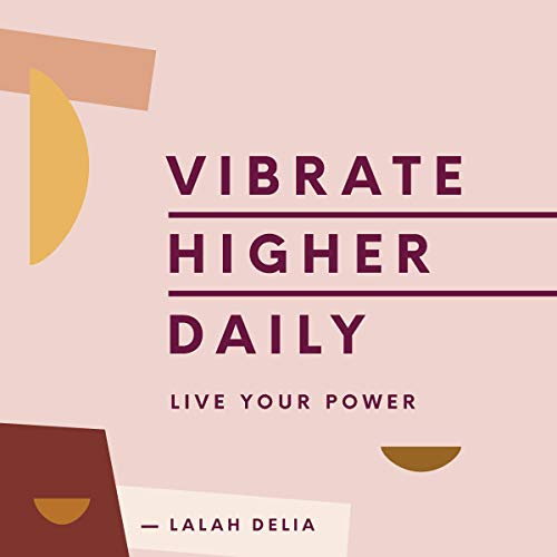Page de couverture de Vibrate Higher Daily