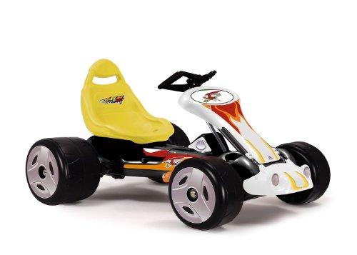 Giochi Preziosi ccp15050 go-Kart électrique Scan2go, Couleur Blanc
