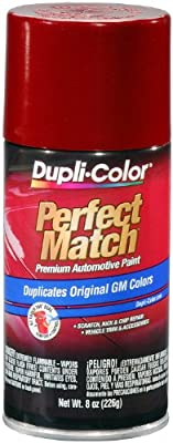 Dupli-Color BGM0509 Dark Cherry Metallic General Motors Exact-Match Automotive Paint - 8 oz. Aerosol