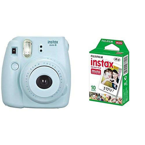 Fujifilm Instax Mini 8 - Cámara instantánea