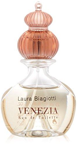 Laura Biagiotti Venezia femme/woman, Eau de Toilette Vaporisateur, 1er Pack (1 x 25 ml)