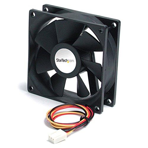 StarTech.com 60x25mm High Air Flow Dual Ball Bearing Computer Case Fan w/ TX3 - 3 pin case Fan - TX3 Fan - 60mm Fan (FAN6X25TX3H)