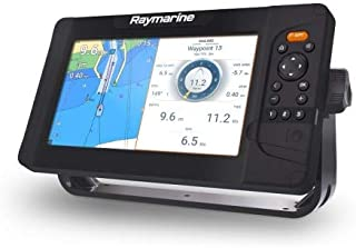 Raymarine Element 9 S Gps Chirp Wifi With Navionics Silver Europe One Size