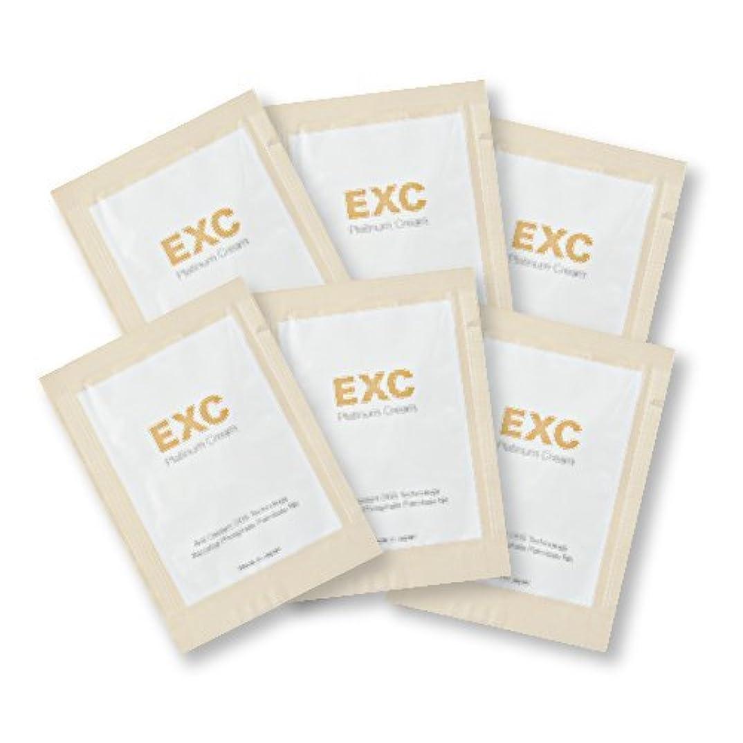 バルセロナ結果確かにEXC プラチナクリーム お試し