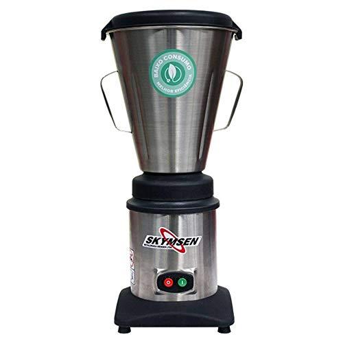 Liquidificador Industrial Skymsen LC4 Copo de Inox Alta Rotação Inox 665W 220V
