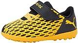 PUMA Future 5.4 TT V INF, Botas de fútbol Unisex niños, Amarillo (Ultra Yellow Black), 24 EU
