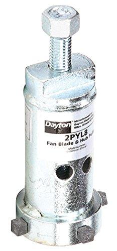 Dayton Hub Puller, Fan and Wheel - 2PYL8