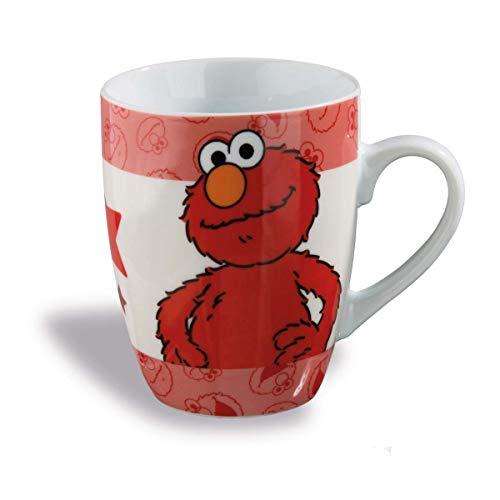 Nici Tasse Elmo Sesamstrasse 8x10 cm, 41984, 8x10