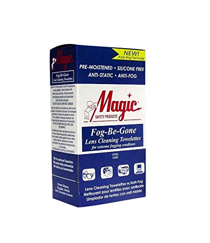 Magic Safety Lens Max 51% OFF Cleaning Towelettes Boxes 10 Denver Mall