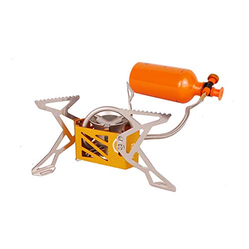 YAUO Picknick,Camping,Outdoor Wandernoutdoor Gasoline Burner Outdoor Grill Camping Stove Portable Gas Oil Stove